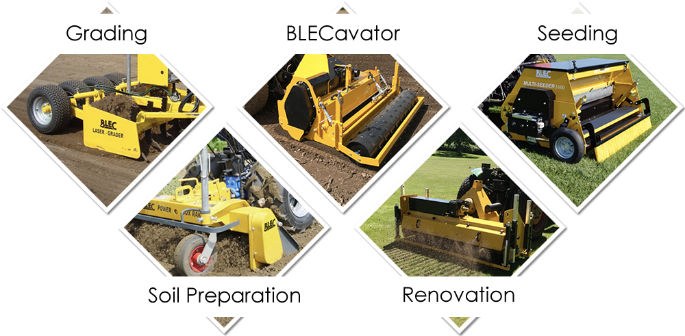 BLEC Machinery from Dial a Digger, official BLEC dealership in