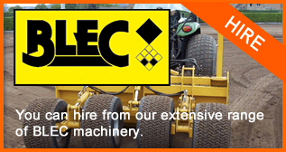 Blec Machinery for Hire