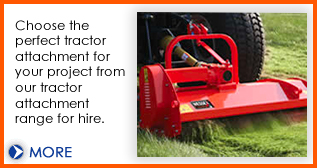 Tractor hire Hampshire