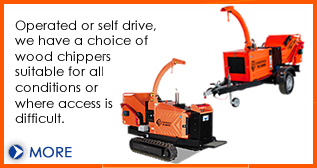Wood chipper hire Hampshire